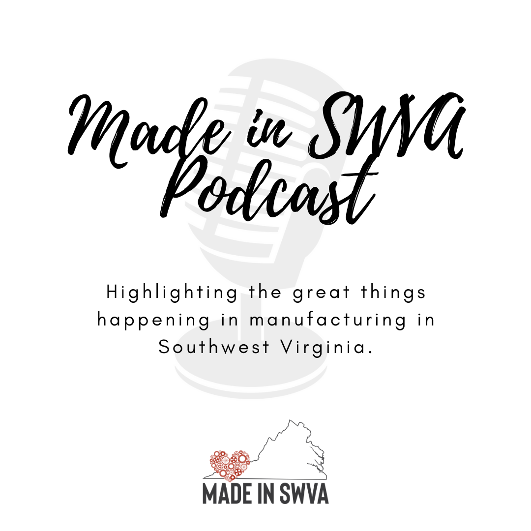 SVAM Launches Made in SWVA Podcast