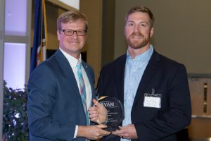 Community Involvement Award Presented To West River Conveyors Of Oakwood, Virginia